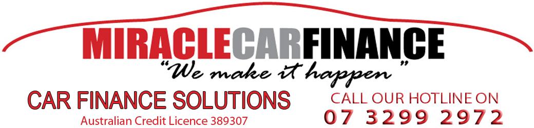 Car Finance Brisbane | Miracle Car Finance